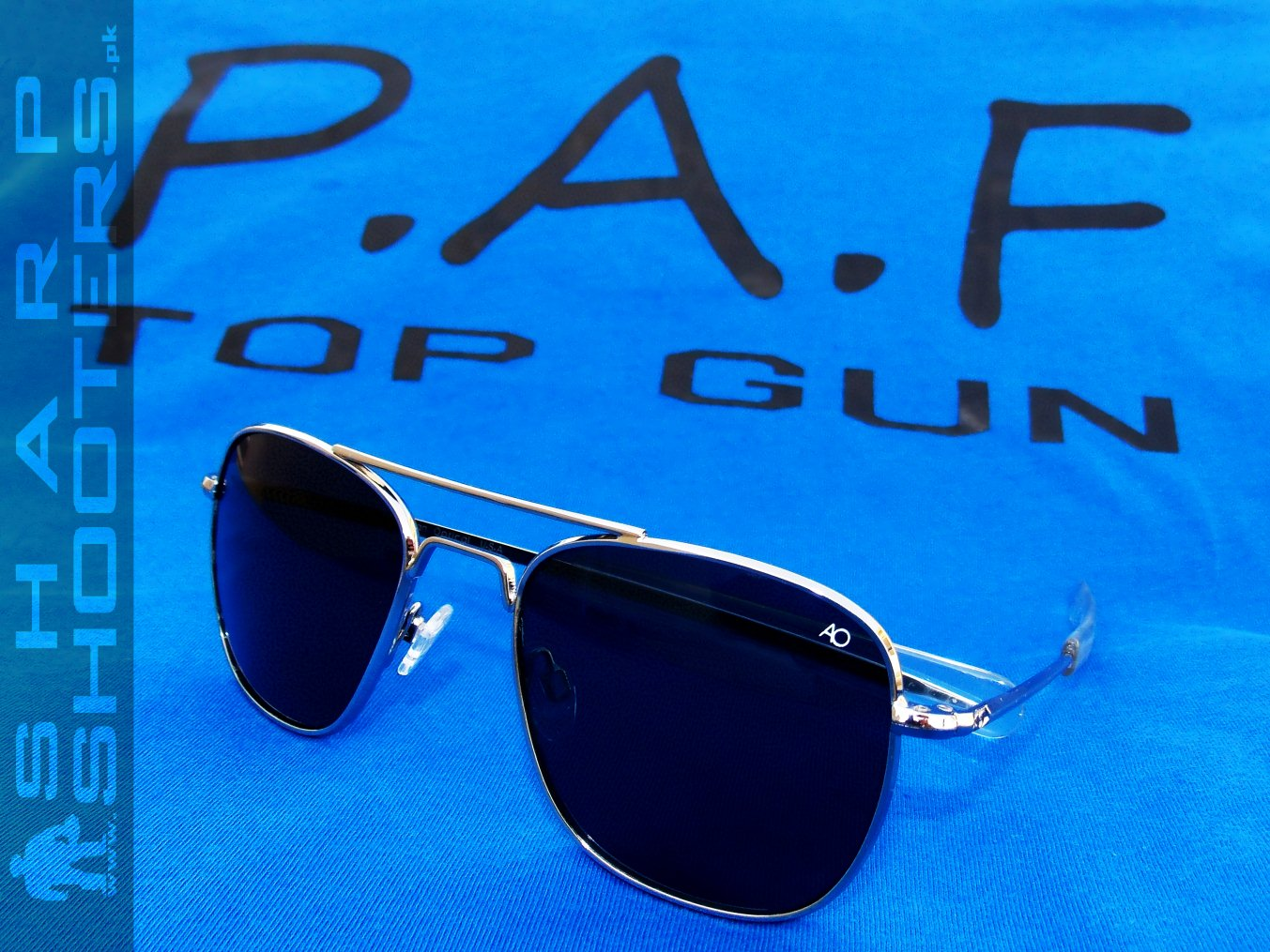 american aviator sunglasses  American Optical aviator sunglasses \u2013 Sharp Shooters.pk